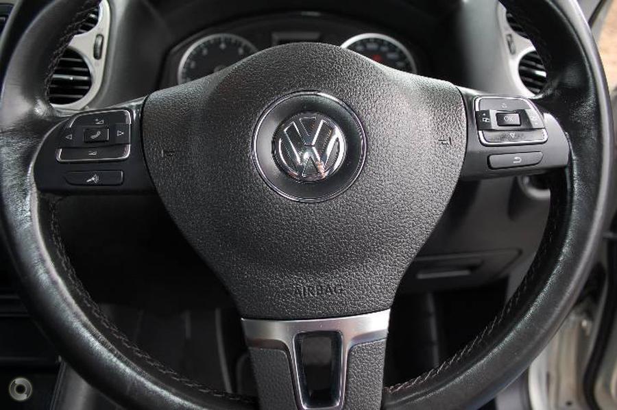 2011 Volkswagen Tiguan 125TSI 5N