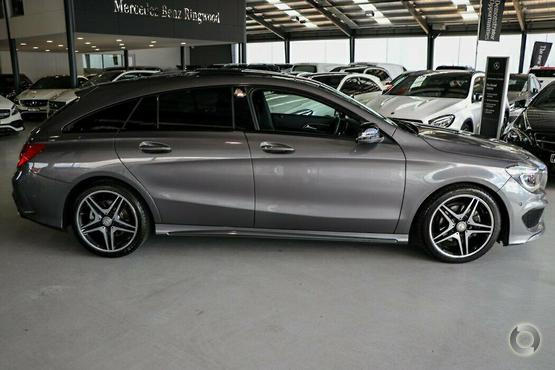 2015 Mercedes-Benz CLA 200 D