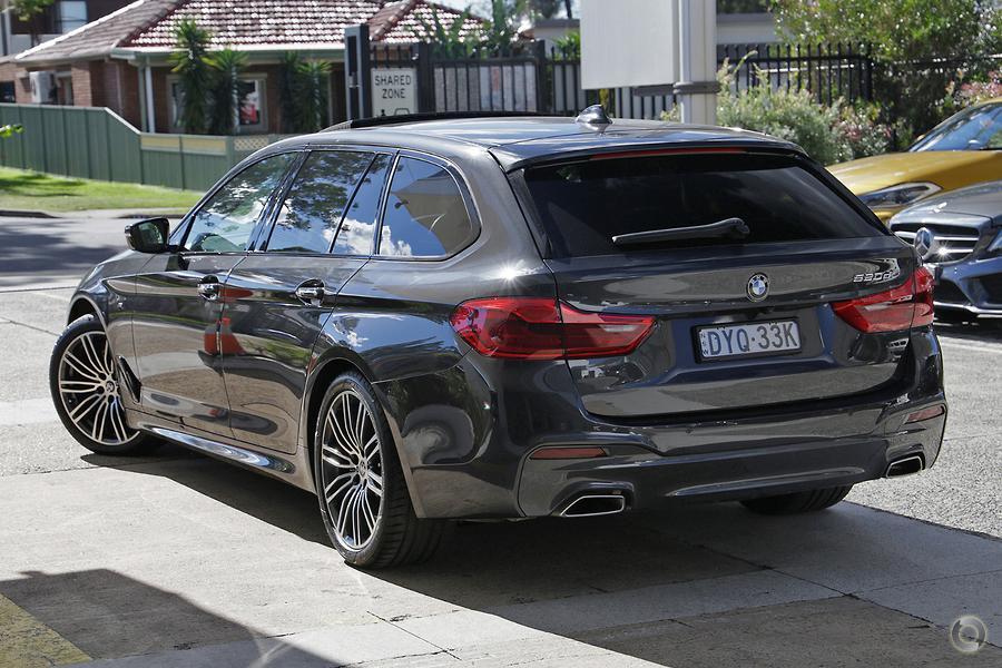 2017 BMW 520d M Sport