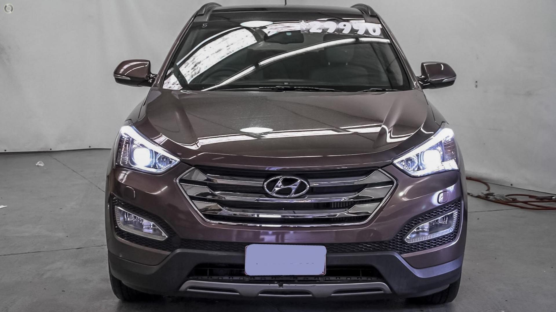 2014 Hyundai Santa Fe Highlander DM