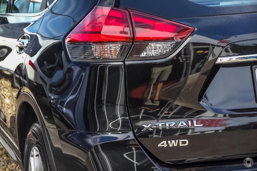 2017 Nissan X-TRAIL TS
