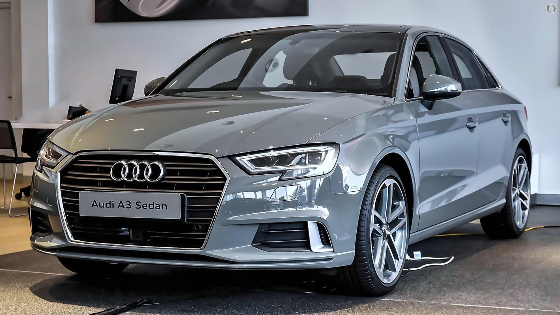 2019 Audi A3 40 TFSI 8V