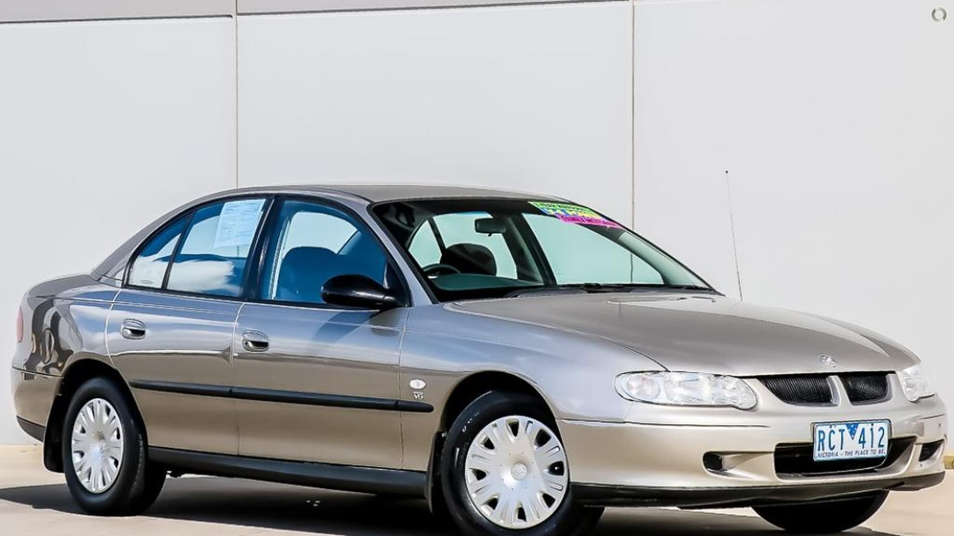 2001 Holden Commodore VX