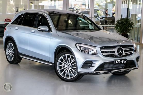 2018 Mercedes-Benz <br>GLC 350
