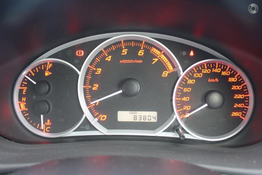 2013 Subaru Impreza WRX RS40 G3