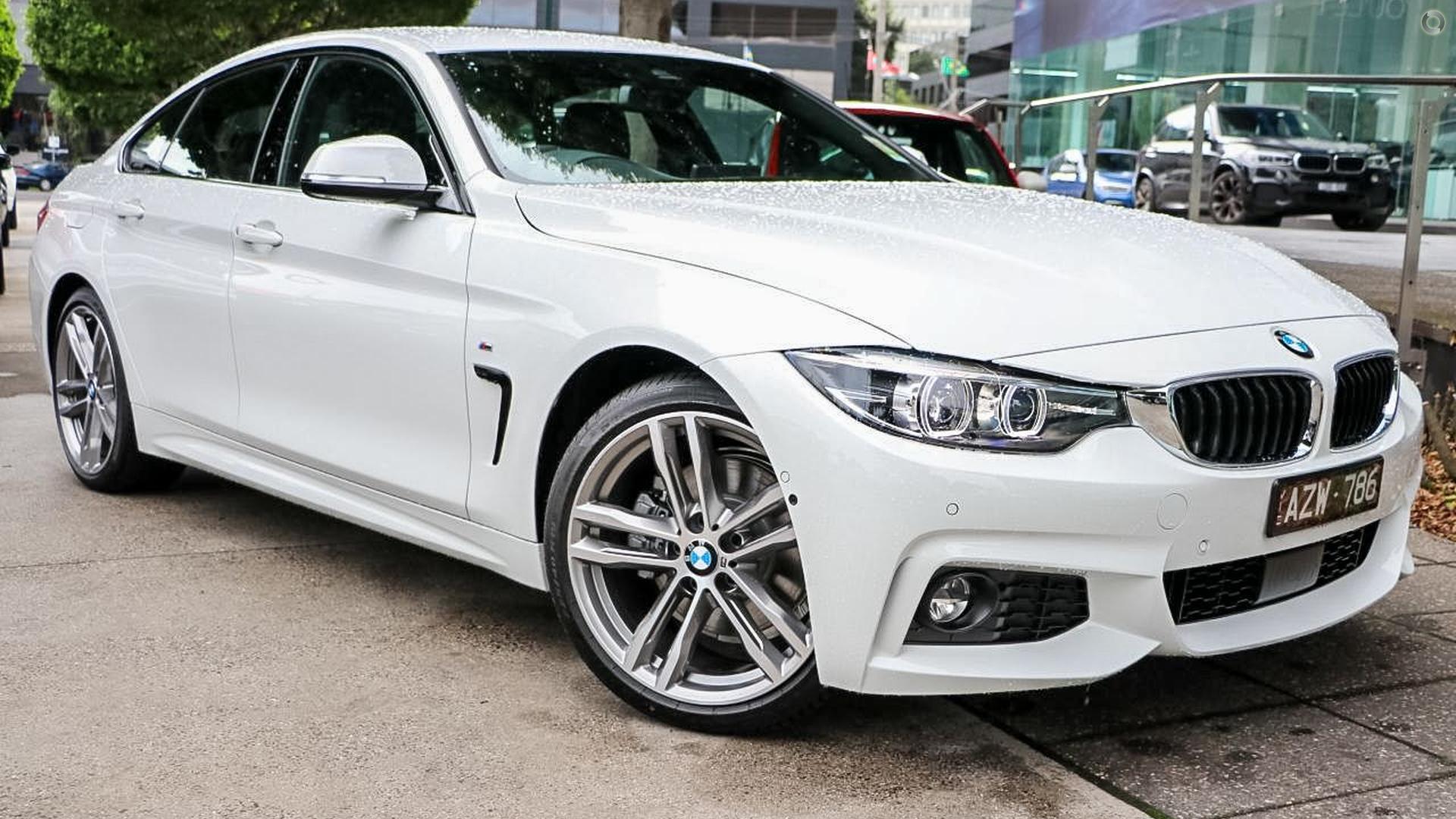 2019 BMW 430i M Sport