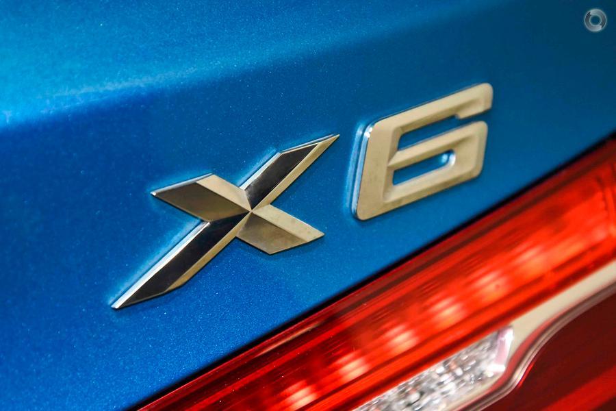 2018 BMW X6 xDrive30d