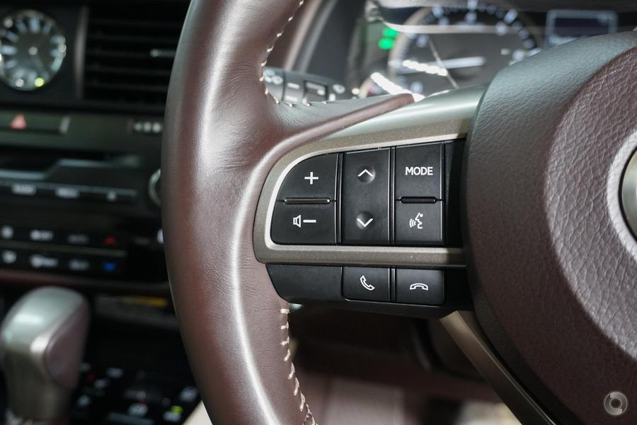 2018 Lexus Rx RX350 Luxury GGL25R