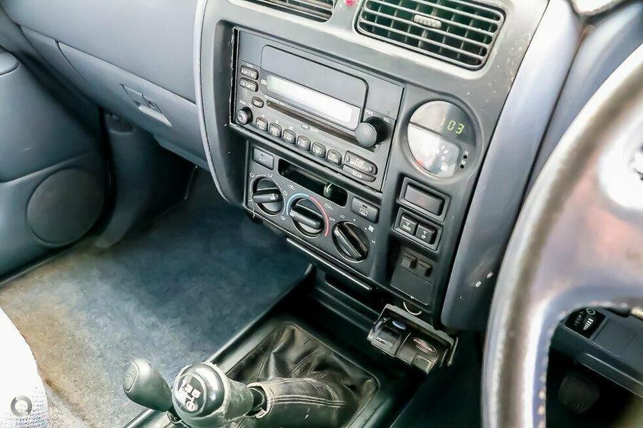 1998 Toyota Landcruiser Prado GXL VZJ95R