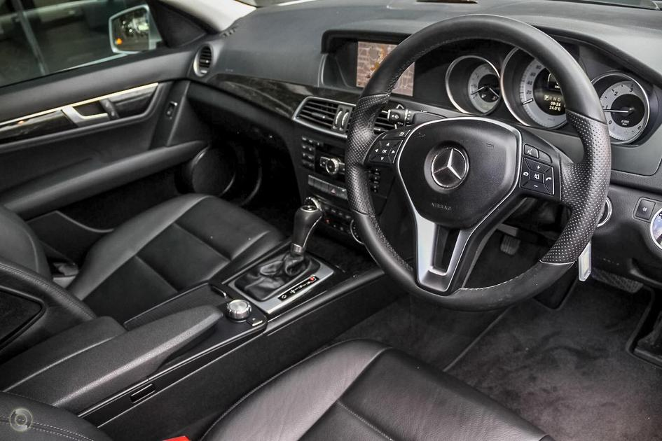 2013 Mercedes-Benz C-CLASS Sedan