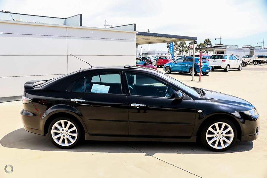 2007 Mazda 6 Sports GG Series 2