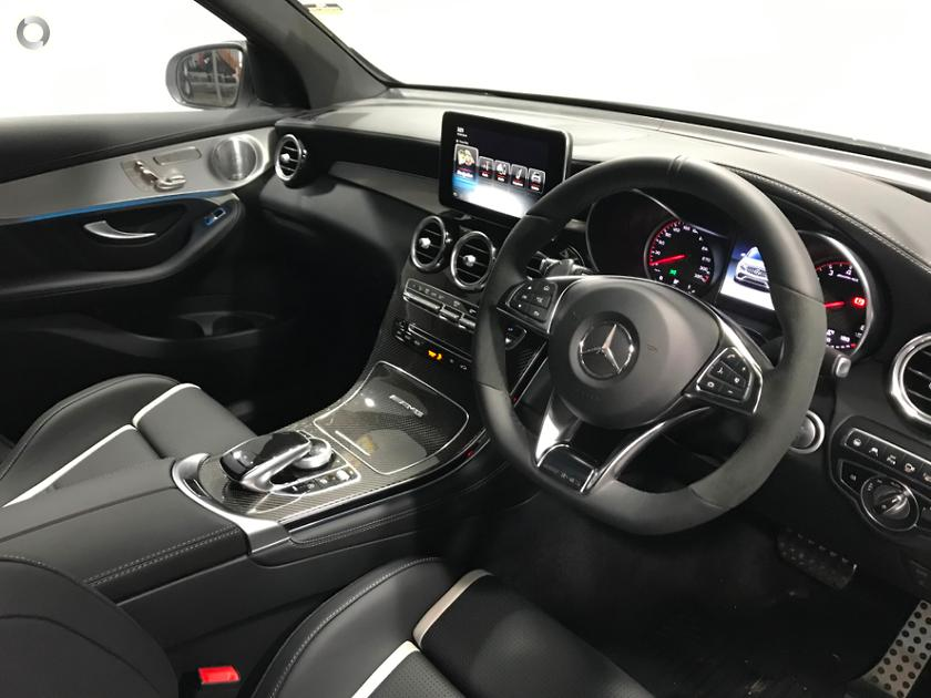 2018 Mercedes-Benz GLC 63 Suv