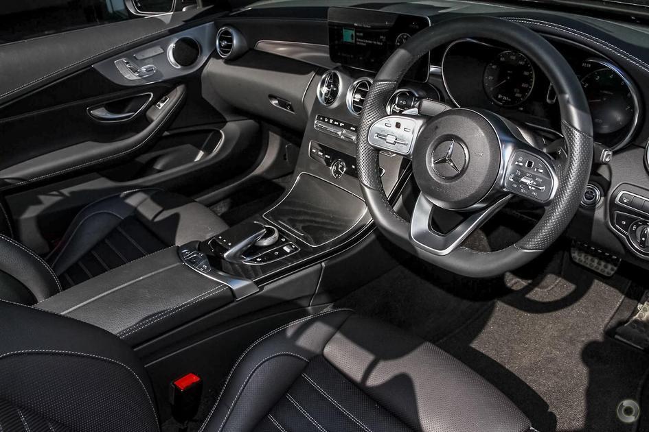 2018 Mercedes-Benz C 200 Cabriolet