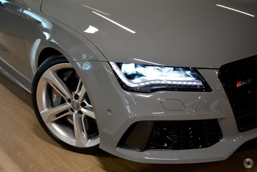 2013 Audi RS7  4G