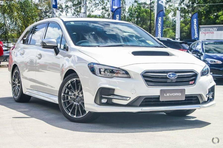 2019 Subaru Levorg 2.0 STI Sport V1
