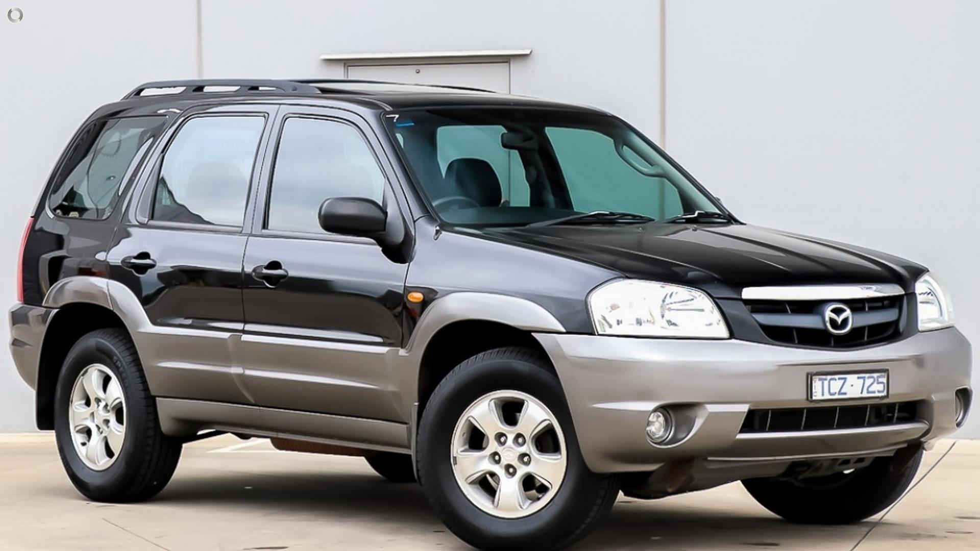2004 Mazda Tribute Luxury (No Series)