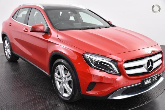 2016 Mercedes-Benz GLA 200