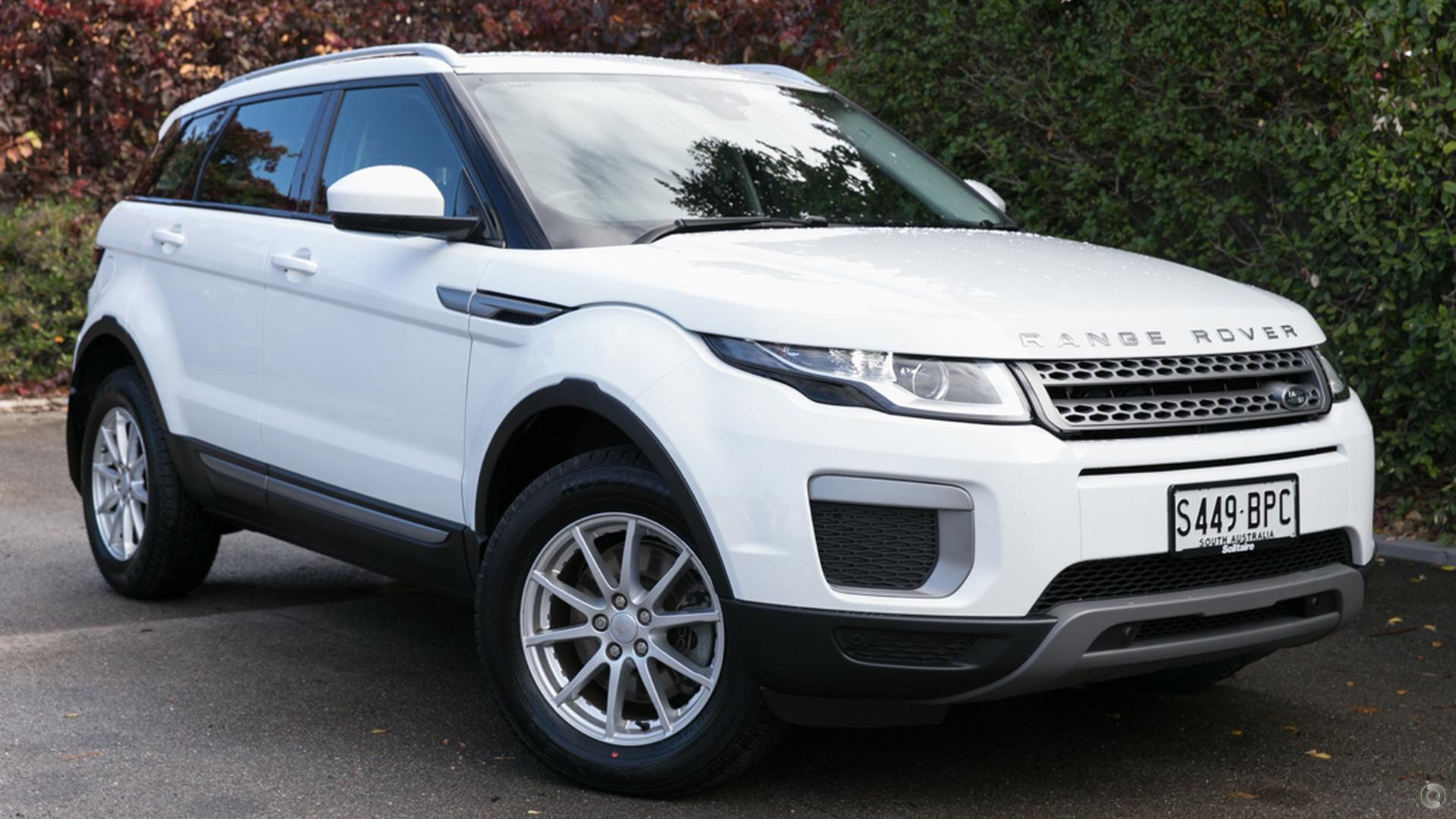 2017 Land Rover Range Rover Evoque L538