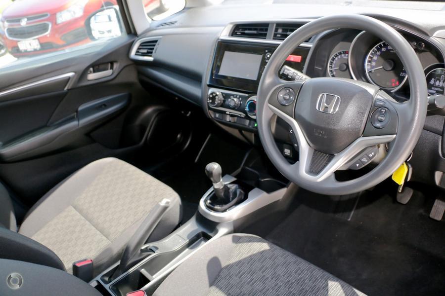 2017 Honda Jazz VTi GF