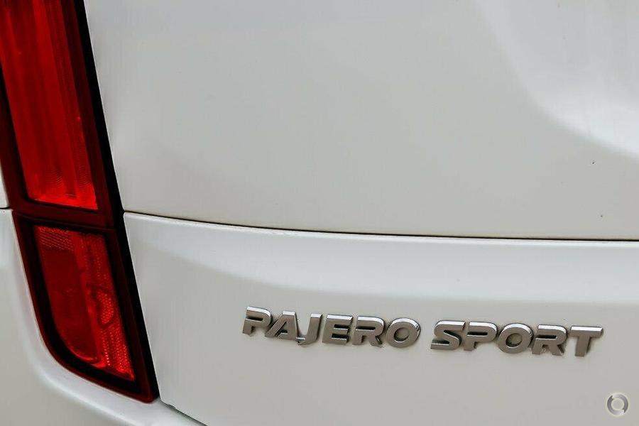 2015 Mitsubishi Pajero Sport GLX QE