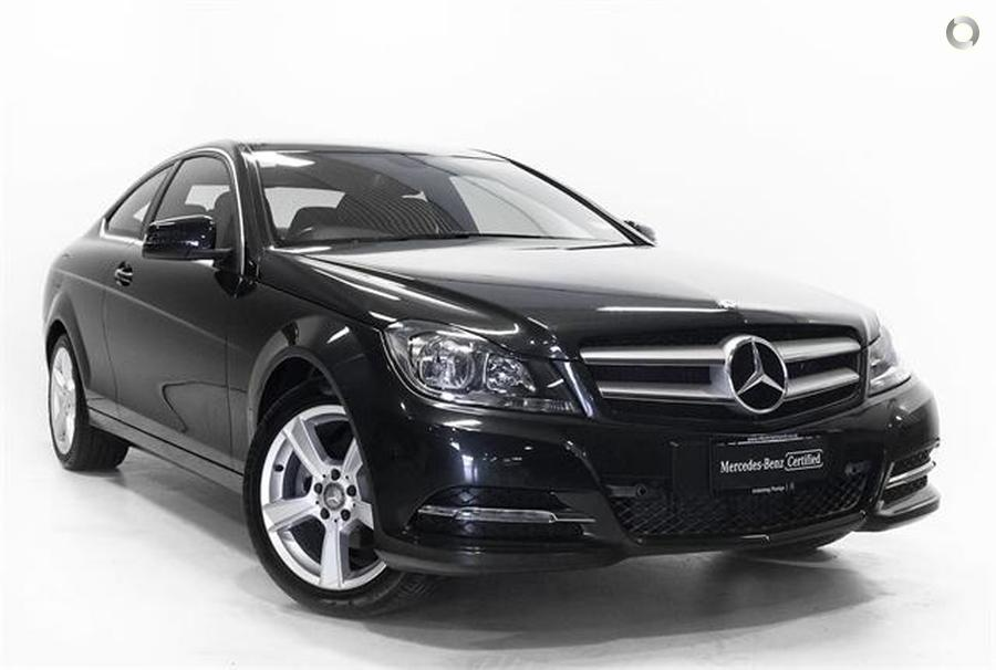2013 Mercedes-Benz C 180 Coupe