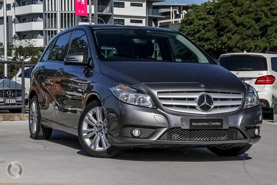 2013 Mercedes-Benz B 180