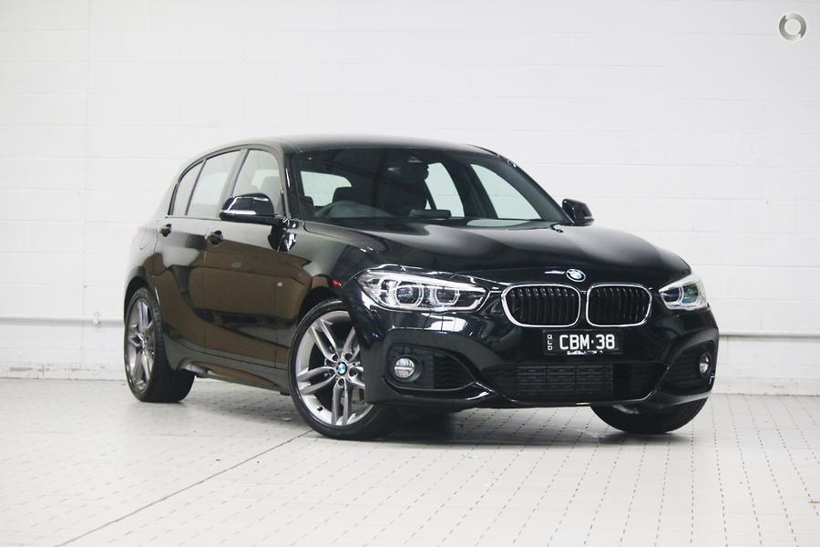 2018 BMW 118i M Sport