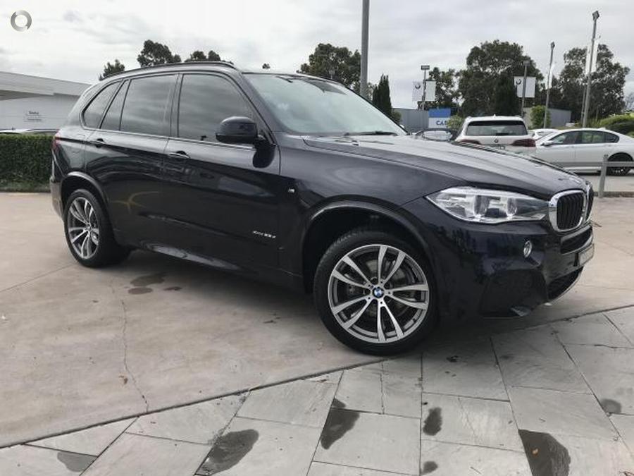 2016 BMW X5 xDrive25d