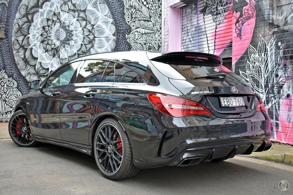 2019 Mercedes-Benz CLA 45 Shooting Brake