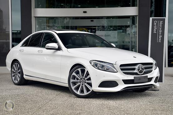 2017 Mercedes-Benz <br>C-CLASS