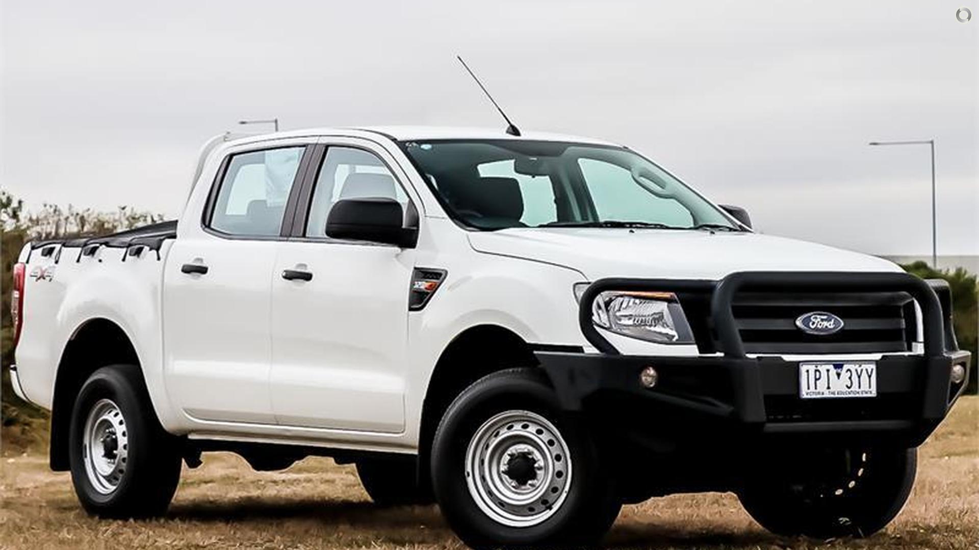 2014 Ford Ranger PX