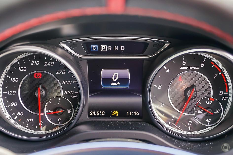 2017 Mercedes-Benz GLA 45 AMG Wagon