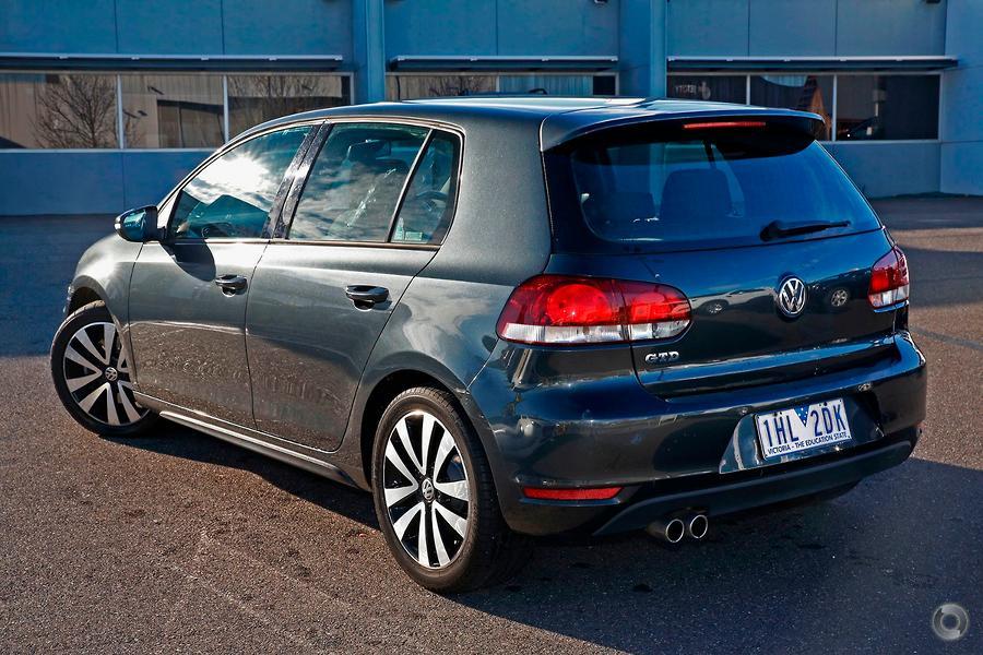 2012 Volkswagen Golf GTD VI