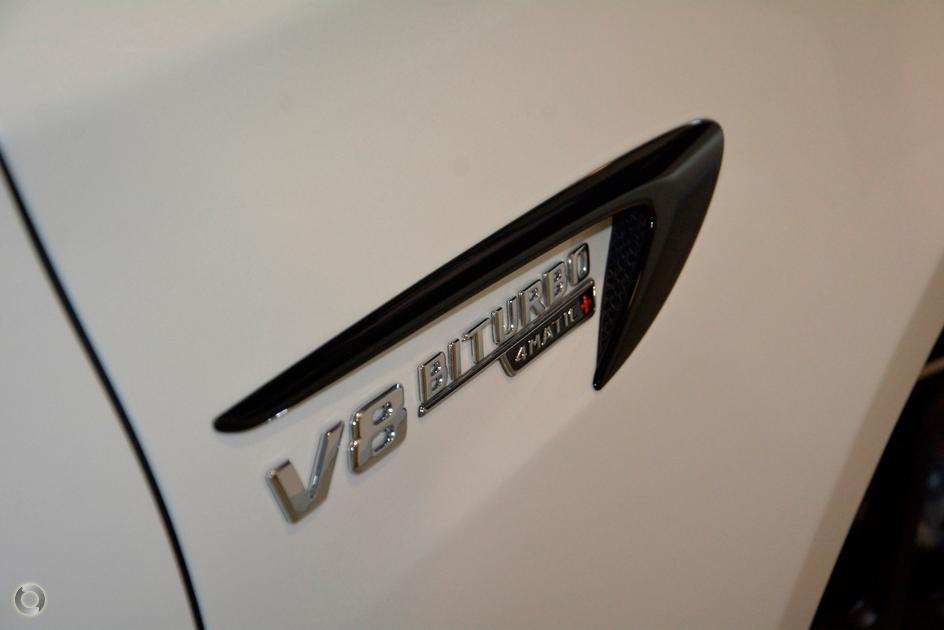 2018 Mercedes-Benz E 63 Sedan