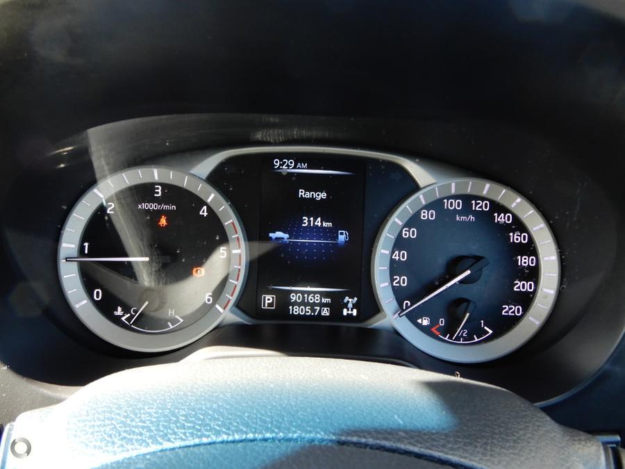 2015 Nissan Navara ST