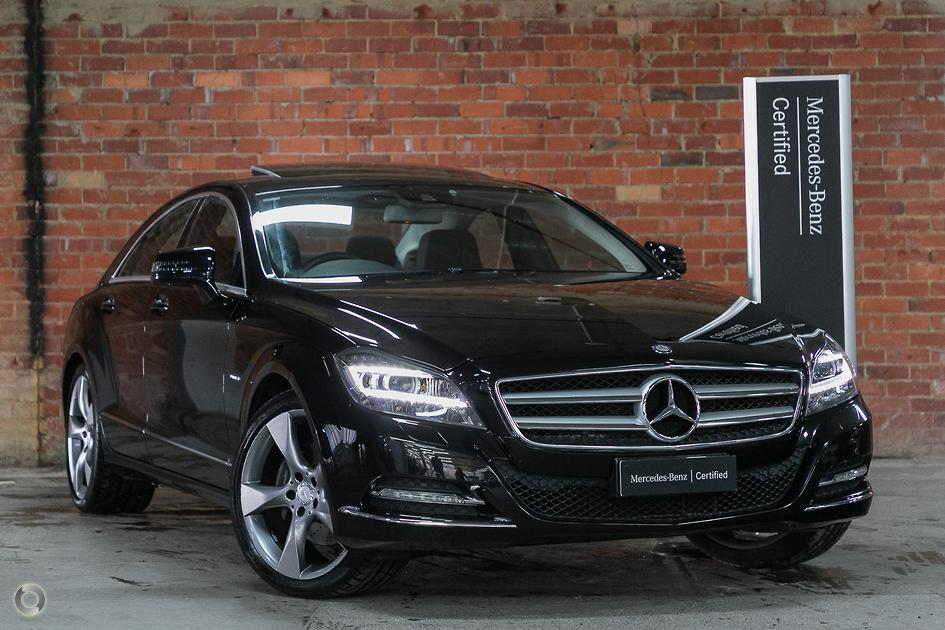 2012 Mercedes-Benz CLS 350 Coupe