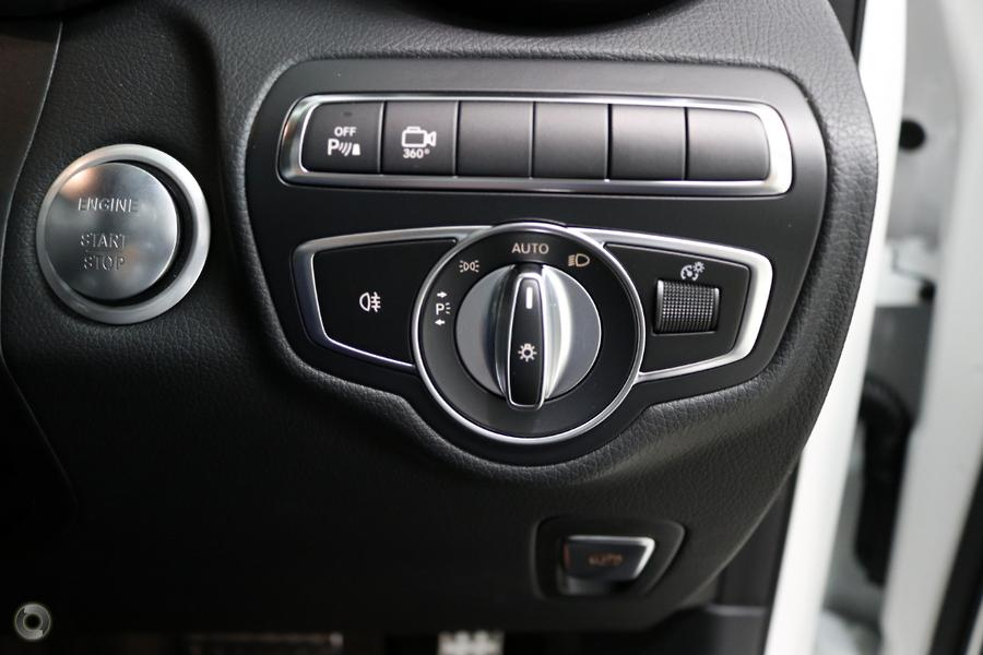 2019 Mercedes-Benz GLC 220 Wagon