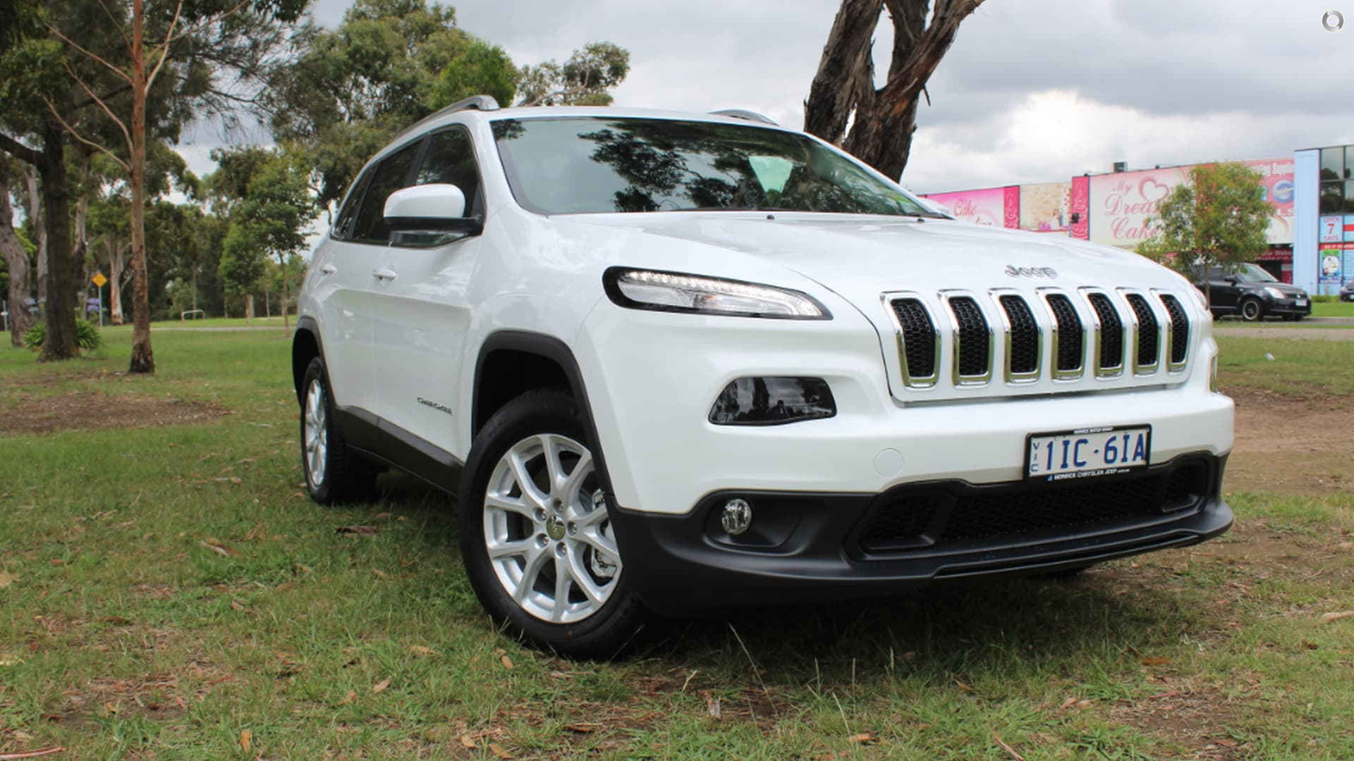 2017 Jeep Cherokee KL
