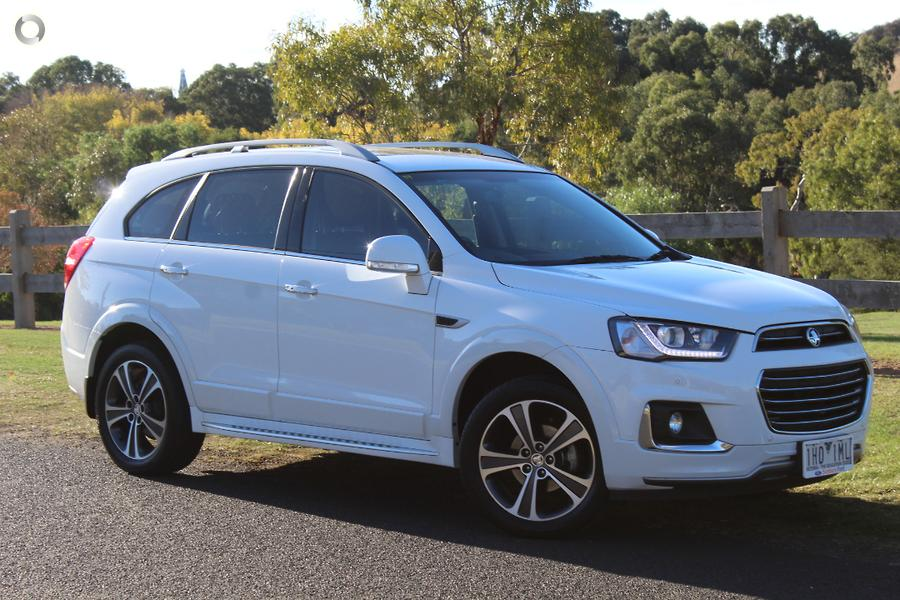 2016 Holden Captiva LTZ CG - Sunbury Ford