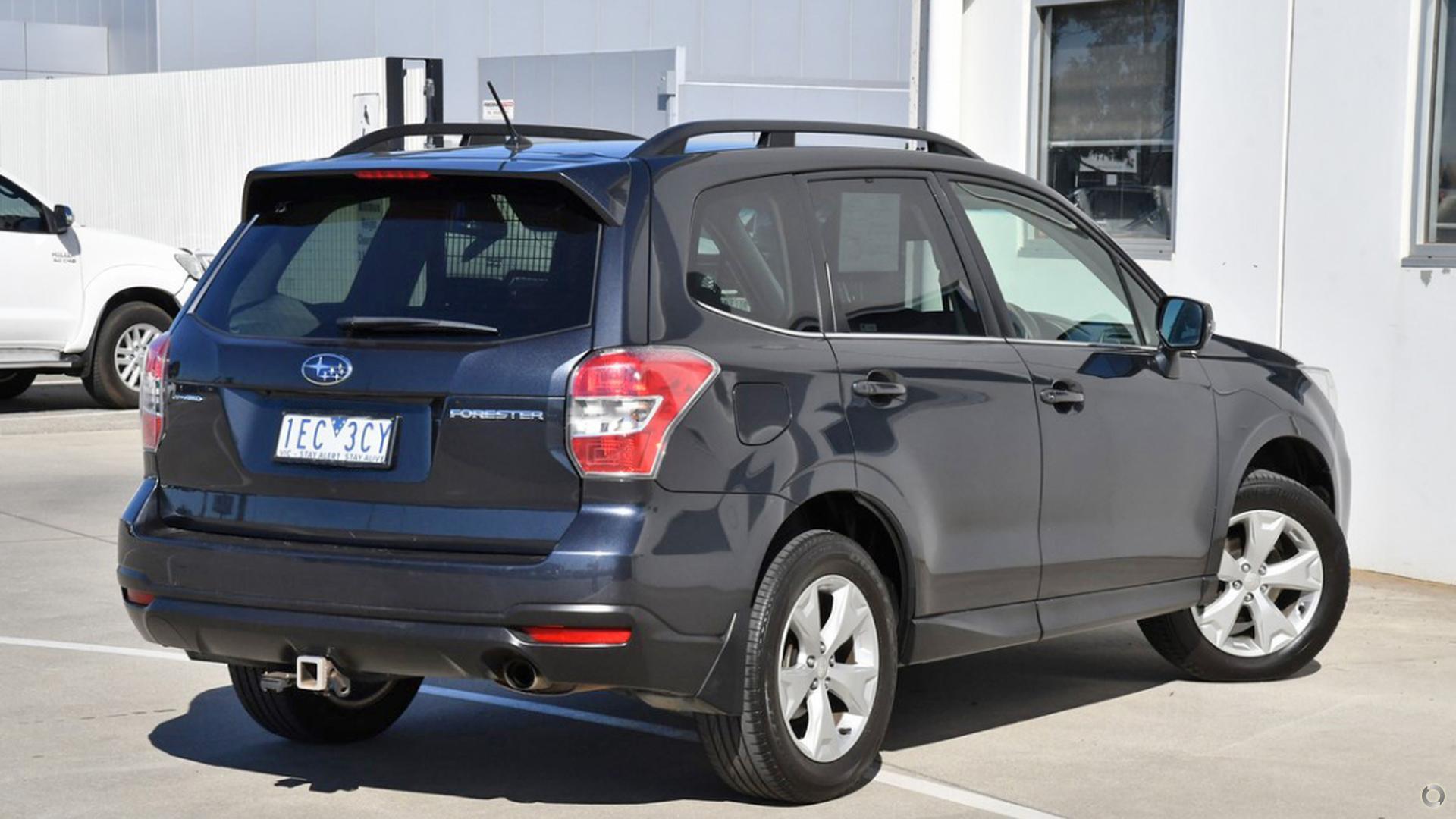 2015 Subaru Forester 2.5i-L S4