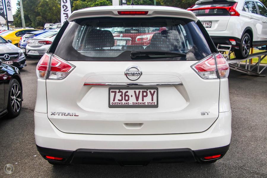 2015 Nissan X-TRAIL ST
