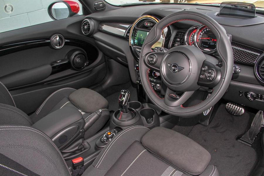 2019 MINI Hatch John Cooper Works