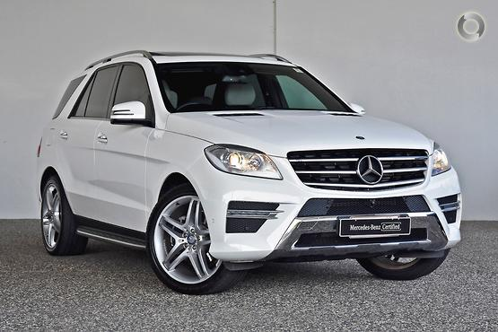 2013 Mercedes-Benz ML 250 BLUETEC