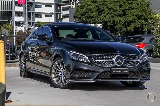 2016 Mercedes-Benz <br>CLS-CLASS