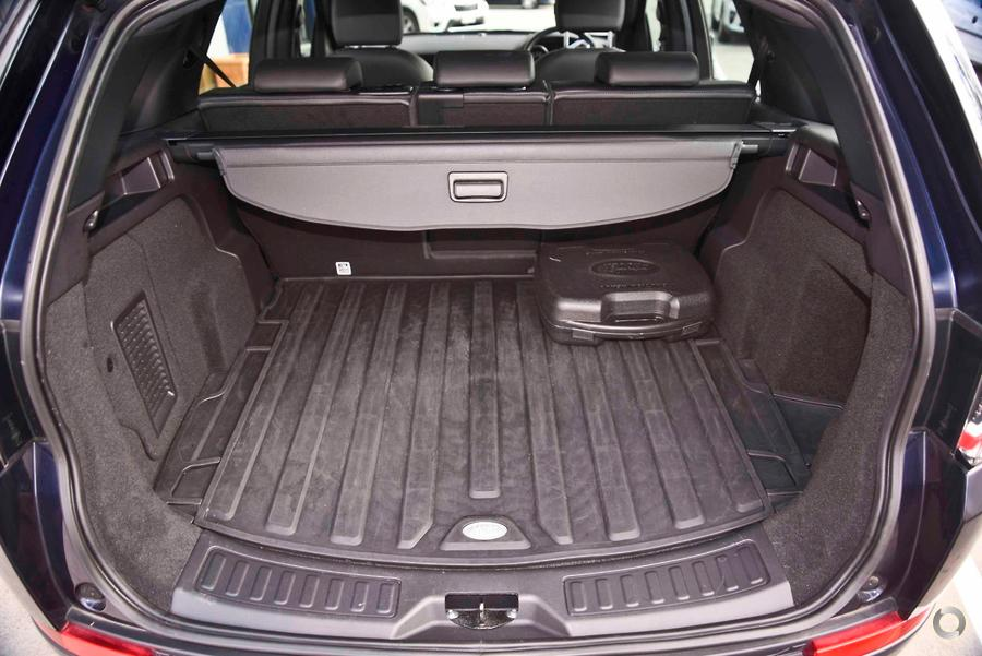 2016 Land Rover Discovery Sport SD4 SE L550