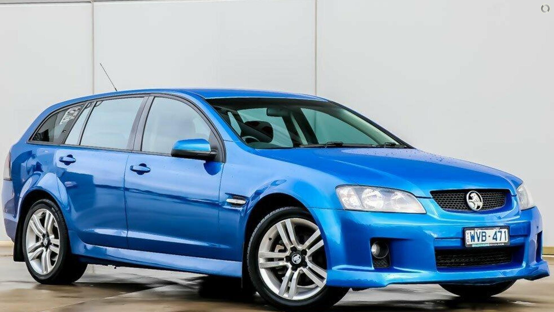 2009 Holden Commodore SV6 VE
