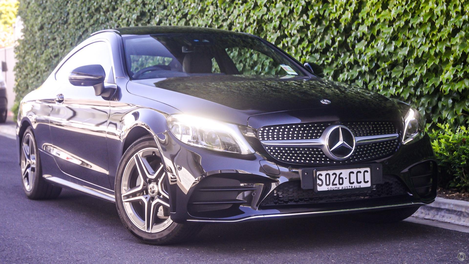 2018 Mercedes-Benz C 200 Coupe