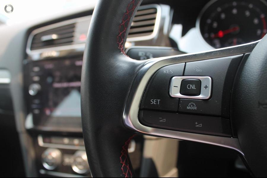 2018 Volkswagen Golf GTI 7.5