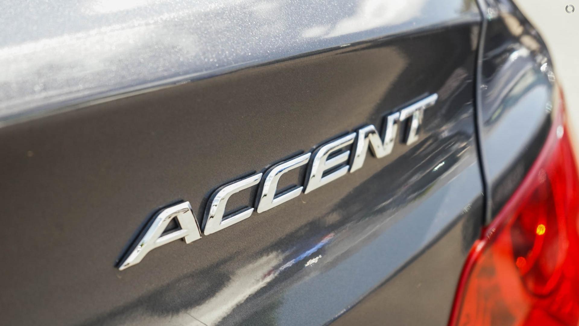 2011 Hyundai Accent Elite RB