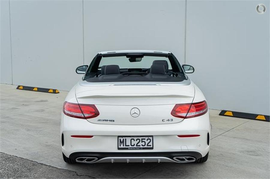 2019 Mercedes-AMG C 43 Cabriolet